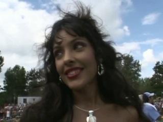 Nina Mercedez - Miss Nude North America 50 - смотреть видео онлайн->